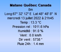 Matane - Quebec